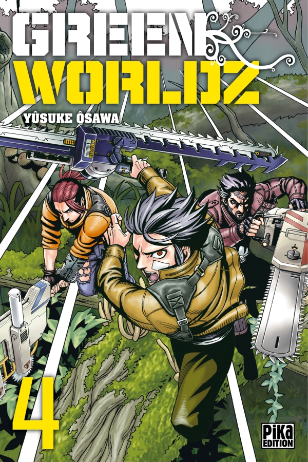 Green World Z - Tome 4